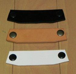 画像1: 本革製 JRSブリッジ 角型 Mサイズ 1枚