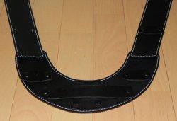 画像2: 本革製 JOY-RING デラックスタイプ Lサイズフレーム使用 基本セット