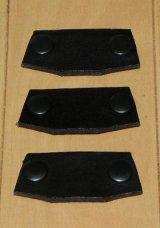 本革製 JRSブリッジ 角型 Sサイズ 3枚セット