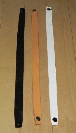画像1: 本革製 J.R.S ストッパー 長さ固定タイプ
