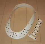 OUTLET!55%OFF   本革製 JOY-RING スタンダードタイプ Mサイズフレーム 基本セット ホワイト色