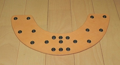 画像2: 本革製 JOY-RING スタンダードタイプ 本体部